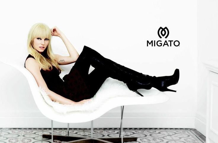 MIGATO AW2014-15 Campaign - Tales of the City