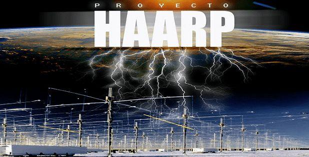 """El proyecto secreto """"HAARP"""" creado para Manipular el Clima Mundial."""