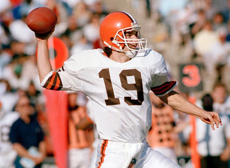 Bernie Kosar, Cleveland Browns
