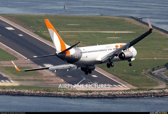 GOL Transportes Aéreos PR-GXZ aircraft at Rio de Janeiro - Santos Dumont photo