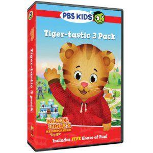 Top cartoons for preschoolers Daniel Tiger