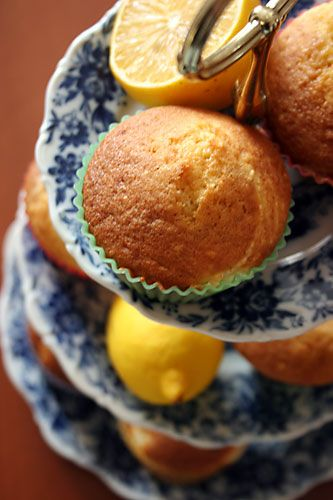 portakal ağacı: Limonlu Kremalı Kekler