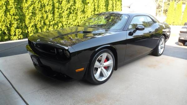 Immaculate 2009 Dodge Challenger SRT-8 for sale in Cranbrook, British Columbia  http://cacarlist.com/dodge/immaculate-2009-dodge-challenger-srt-8_11726-11635.html