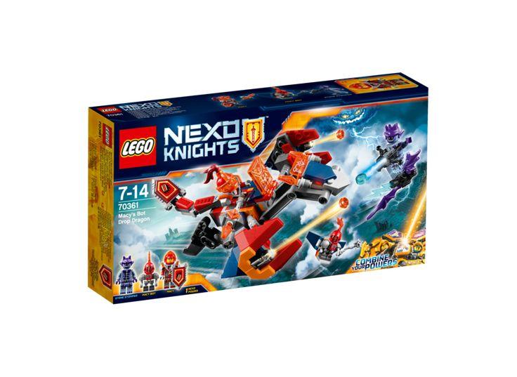 LEGO NEXO KNIGHTS 70361 Macys botdroppdrage