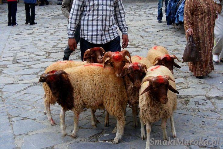 Eid al-Adha (Eid Kabir) w Maroku - o tradycji, baranie i kuchni marokańskiej