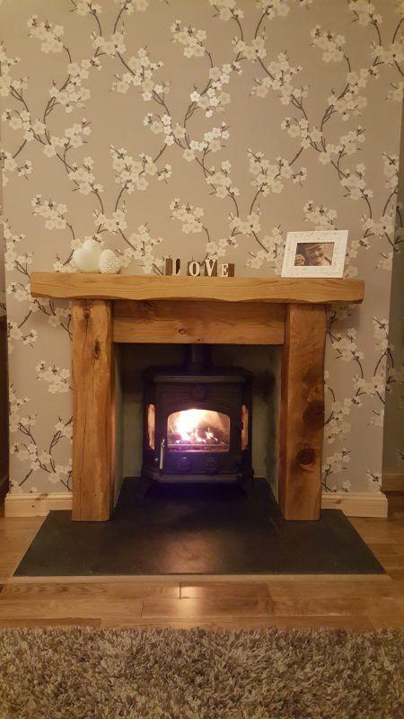 Oak Beam Fireplace Surrounds -