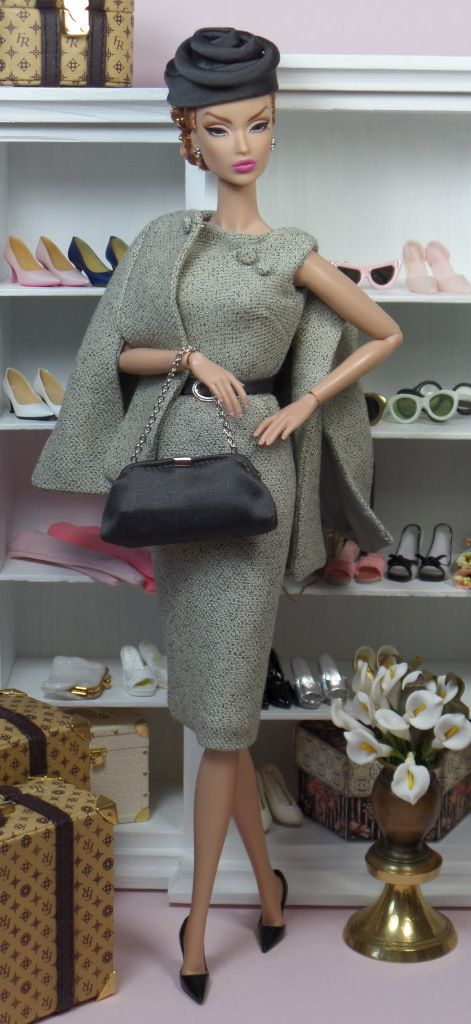 Peyton | Fashions Matisse e Padrões boneca