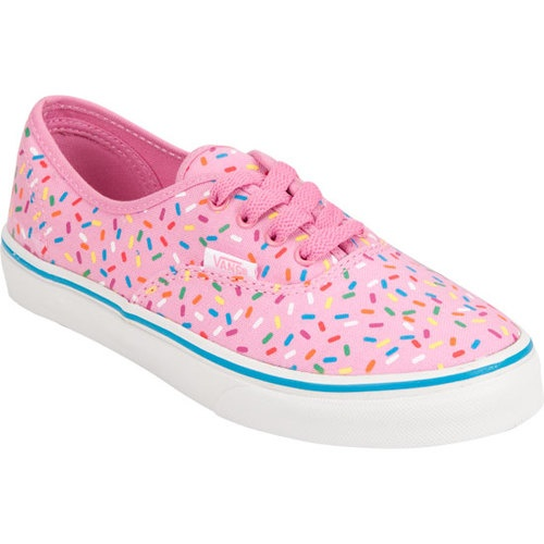 cupcake sprinkles vans shoes must have these!