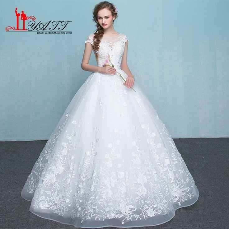 32 best Wedding Dress images on Pinterest | Short wedding gowns ...