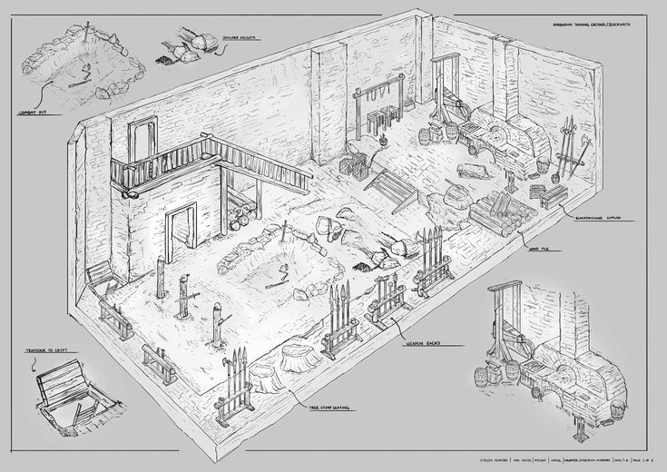 56 Best Images About Concept Art Building Interior On