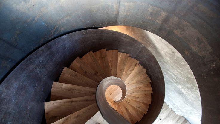 112 besten treppen bilder auf pinterest treppe for Studium inneneinrichtung