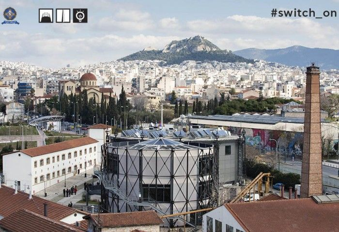 Athens Technopolis' #switch_on Launches Events Around Town