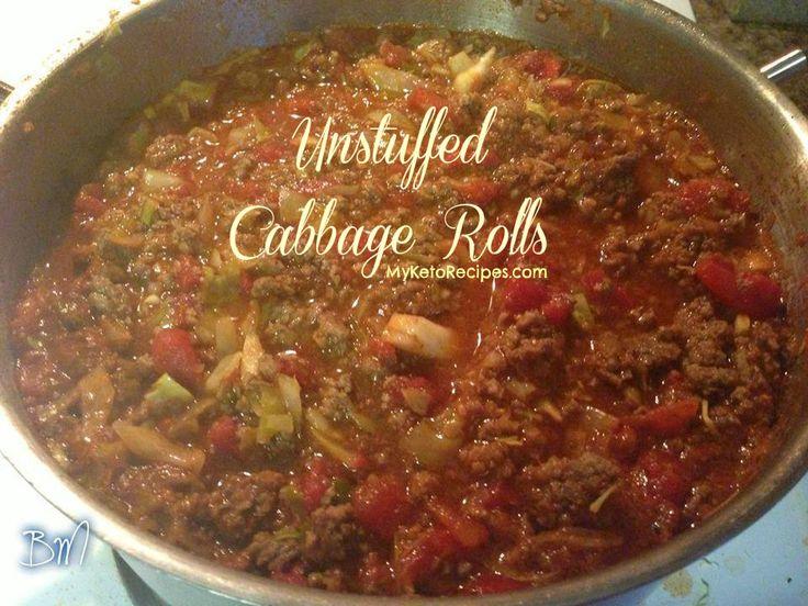 Best 25+ Unstuffed cabbage rolls ideas on Pinterest ...