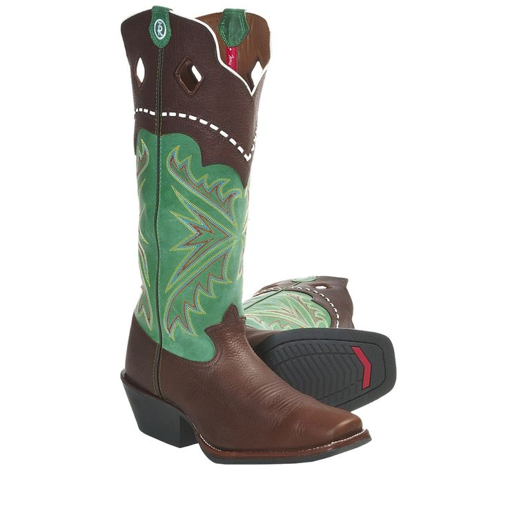 Awesome  Boots Buckaroo Cowboy Boots  17quot Wide Square Toe For Women By
