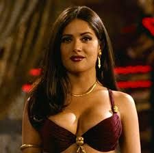 Image result for salma hayek from dusk till dawn