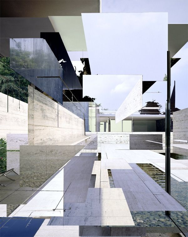 Art News and Updates from Gallereo | A Modern Perspective on Architectural Photography: Extracts of Local Distance