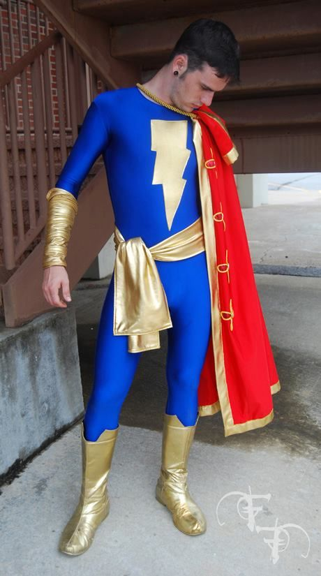 Captain Marvel Male CosplayCool