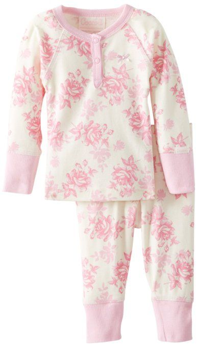 Amazon.com: Coccoli Baby-Girls Newborn Baby Blues Girl's 2 Piece Set: Clothing
