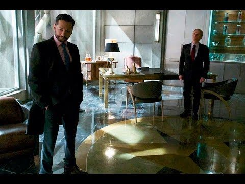 The Strain Season 3 Demo Reel had Cas Anvar as Sanjay Desai being bad dude and also taken orders from Thomas Eichorst.