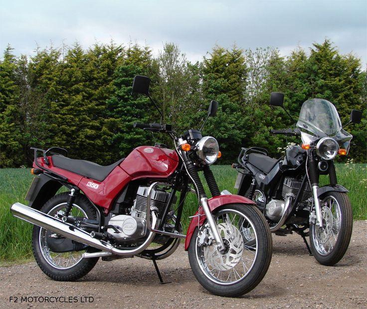 Jawa 350 Classics