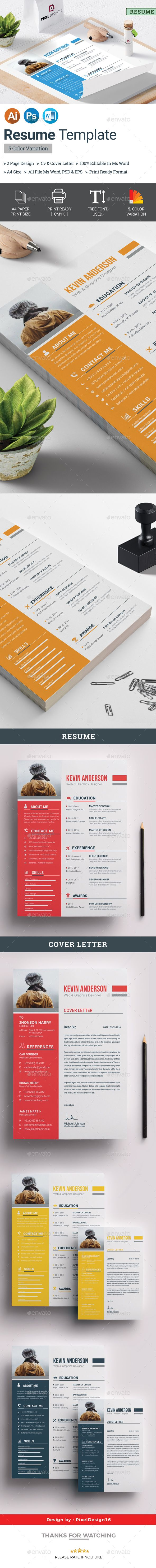 #Resume - Resumes #Stationery