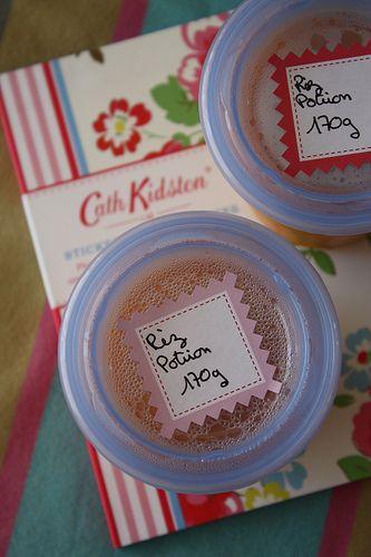 Purée potiron & riz pour bébé de plus de 8 mois bebe sale
