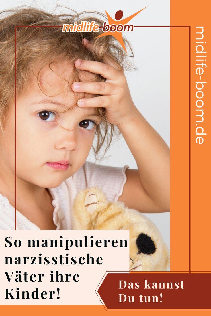 Wie narzisstische Väter ihre Kinder manipulieren   Midlife