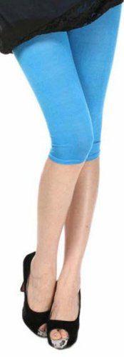 ELEGANCE(labeled) LADIES QUALITY COTTON SOFT STRETCH PLAIN 3/4 UNDER KNEE CROP LEGGINGS - http://www.darrenblogs.com/2017/03/elegancelabeled-ladies-quality-cotton-soft-stretch-plain-34-under-knee-crop-leggings/