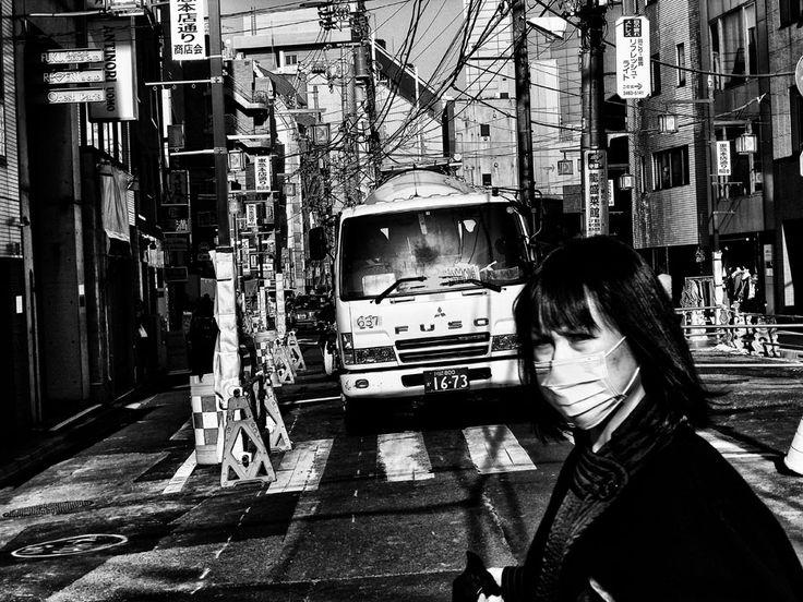 "Daido Moriyama,""Monochrome"", Tokyo, Japon, 2008-2012"
