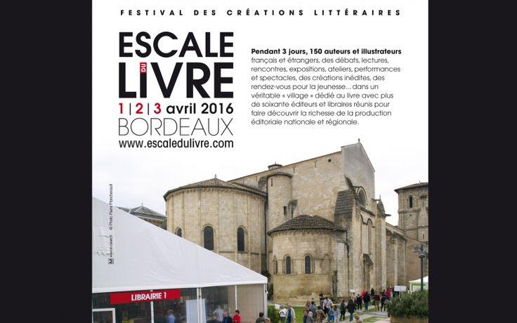 L'Escale du livre   Théâtre national de Bordeaux en Aquitaine - TnBA
