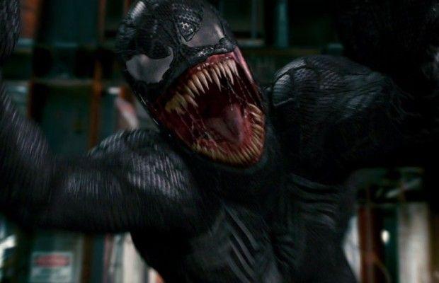 Spider-Man 3 Venom via Sony