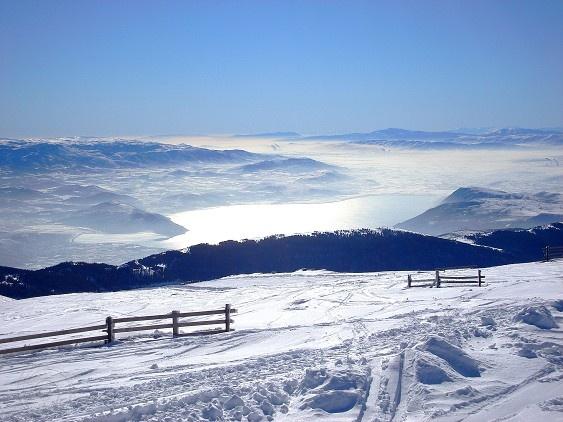 Voras ski resort, Kaimaktsalan, Northen Greece