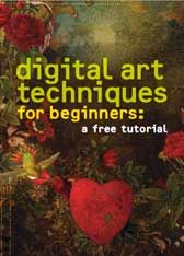 This guide will teach you how to draw digital art with Photoshop, Illustrator, and 3D modelling software. Don't start to learn digital painting without it!