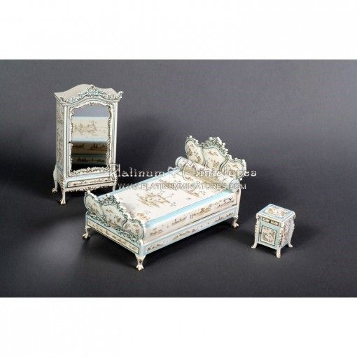 1000 Images About Platinum Miniature Furniture On
