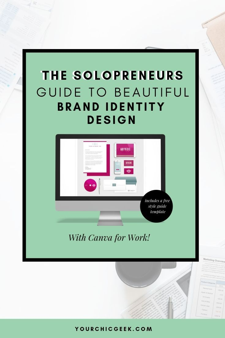 How To Create A Consistent Brand Identity With A Canva Brand Kit Brand Identity Design Brand Identity Graphic Design Tips