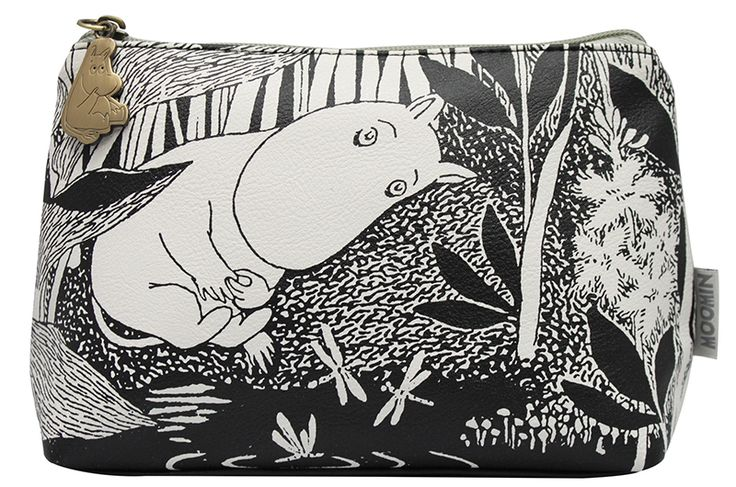 Sminkväska, Liten Necessär Mumintrollet - Lilla Stork