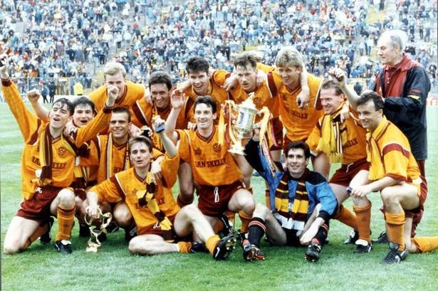 motherwell fc 1991 - Google Search