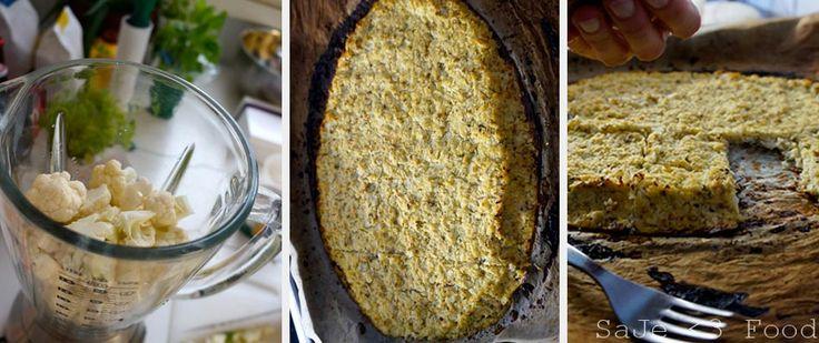 Cauliflower bread is a nice side dish with pulled pork: http://jensklemets.com/saje/pulled-pork/
