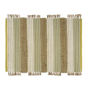 alfombra jute algodon para casaideas