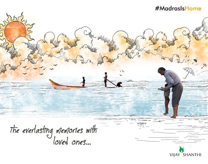 Vijay Shanthi Builders- Facebook creative #MadrasIsHome