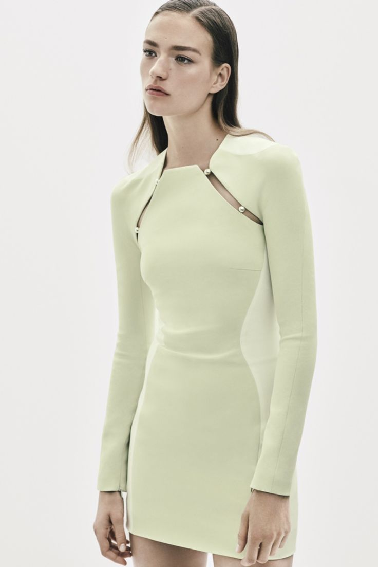 Mugler Resort 2016 - Collection - Gallery - Style.com | @andwhatelse