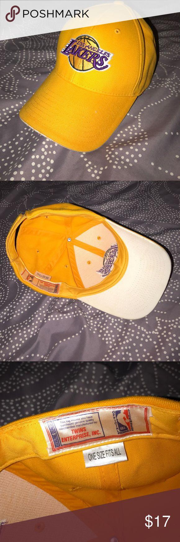 LA Lakers cap LA Lakers cap great condition NBA Accessories Hats