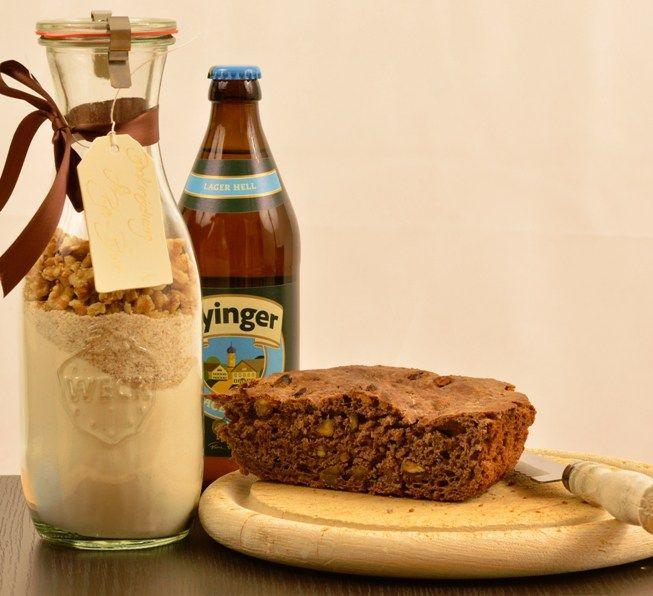 Backmischung für Bier Brot