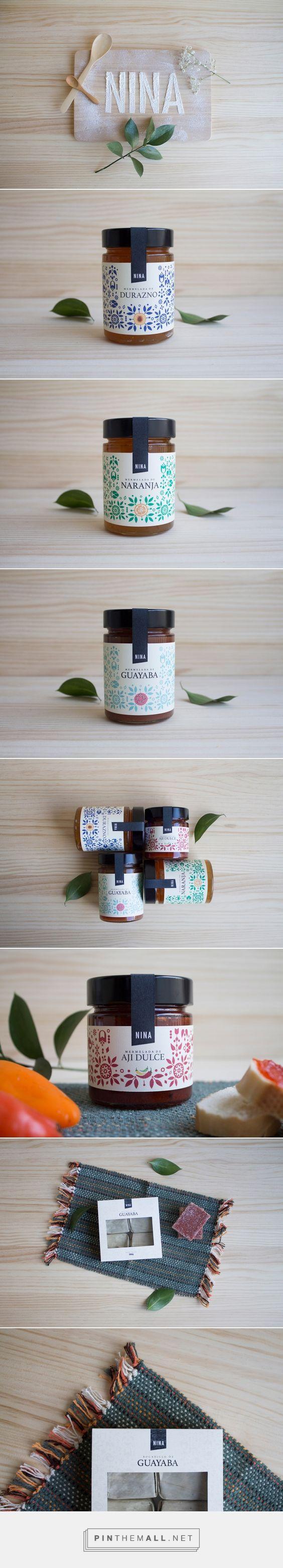 Nina Marmalade Packaging by Barbara Gonzalez and