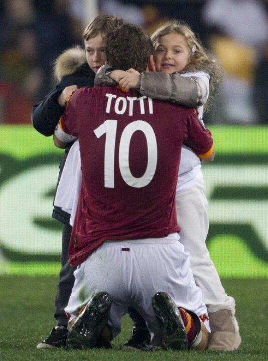 Francesco Totti #roma
