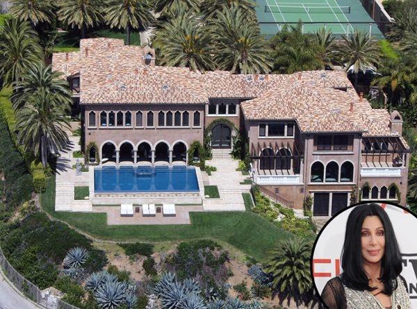 Britney Spears From Celebrity Mega Mansions Mansions We