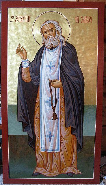 St. Seraphim of Sarov | Flickr - Photo Sharing!