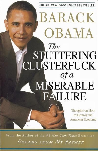obama lies in his book