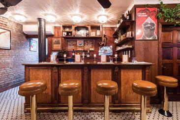 Mr. Donahue's, New York
