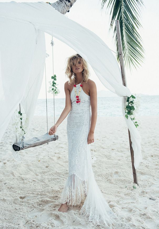 SPELL BRIDE 2015 COLLECTION // #wedding #dress #crochet #lace #spell #byronbay #beach #ceremony #reception #bohemian #hippie #relaxed